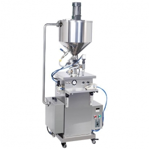 China Semi Automatic Vaseline Filling Machine on sale
