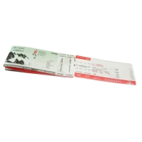 China Tickets Tags And Labels Event Ticket Printing on sale