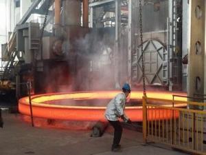 China High Grade Titanium Forged Ring Metal Zirconium Rod on sale