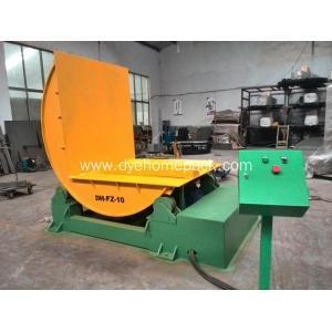China Mechanical Coil upender 10t New Steel Coil Automatic Upender Tilter Machine on sale