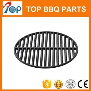 China 18 Round Cast Iron BBQ Cooking Grate for large big green egg grill on sale