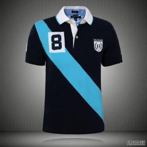 China Polo Shirts New Product Custom Golf Polo Shirt Cut & Sewn with Embro on sale