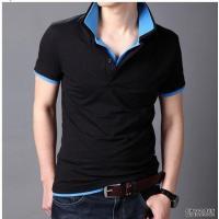 Polo Shirts Men Cotton Sport Top High Quality Men