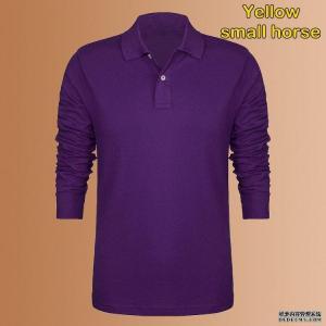 China Polo Shirts 2015 Men Custom Long sleeve Polo 100% cotton ,casual brand P on sale