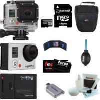 China GoPro Camera HD HERO3: Silver Edition 16GB Bundle on sale