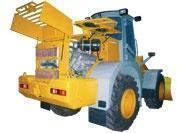 China Wheel loaders Front-End Wheel Loader PK-55 on sale