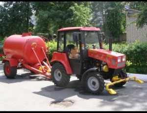 China Tractors and equipment Watering machin PM-3 on sale