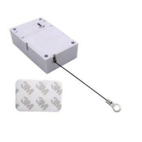 Wholesale high quality security cable anti theft pull box retractable mechanism