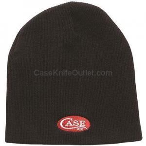 China Black Knit Beanie on sale