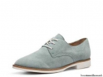 Womens Oxfords & Lace-Ups Audrey Brooke Alice Oxford Light Blue