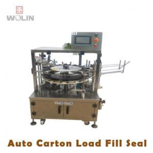 China 10 Lane Stick Box Loading Seal Packing Machine on sale