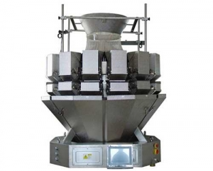 China Multihead Weigher Frozen Salad Fruit on sale
