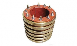 China Low Cost Carbon Brush Slip Ring on sale