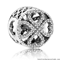 Sterling Silver Pandora Silver Petals Of