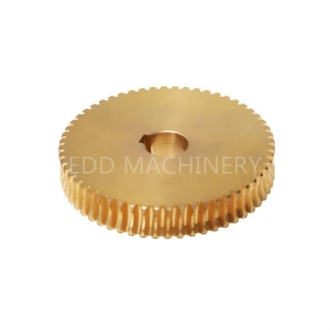 China Transmission parts series Worm wheels-1 on sale