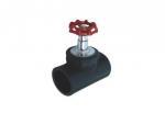 PE shut-off valve (lift)