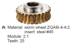 China Worm wheel series A-007 on sale