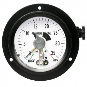 China Electrical contact pressure gauge with aluminium case_P531, P532, P533, P534, P537, P539 series on sale
