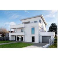 China Contemporary Modular Homes / Light Gauge Steel Prefab Villa / Prefabricated H prefab villa on sale