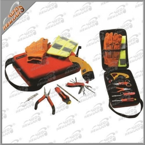 China Emergency Tool Kit with Safety Vest on sale
