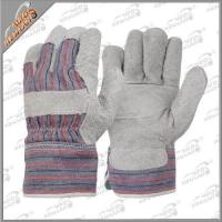 China Calf Skin Working Glove on sale