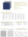 5BB Mono-Crystalline Solar Cells