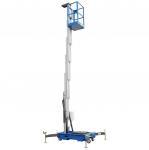 6-10m Single Mast Aluminium Aerial Work Platform