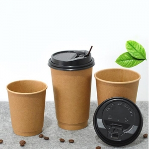 China Kraft Paper French Fry Cups on sale