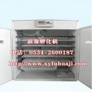 China Egg Incubator 1320 chicken eggs incubator on sale