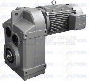 China F67 FA67 FF67 Shaft mounted gear motor reducer FAF67 FAZ67 on sale