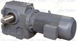 China S47 SF47 SA47 Helical-worm Gear Reducer SAF47 SAT47 SAZ47 on sale