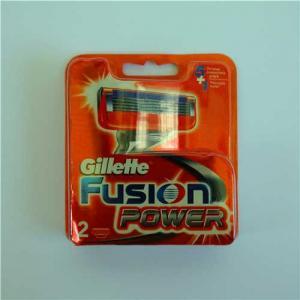 China Gillette Fusion Power 2s refill razor blades Russia version on sale