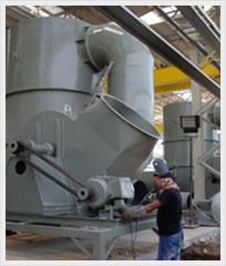 China Fume Extraction Plant supplier