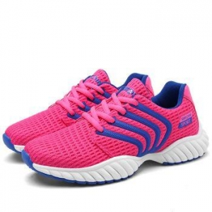 China Unisex Adults'Running Shoes Lightweight Trainers Men's Women's Sneakers on sale