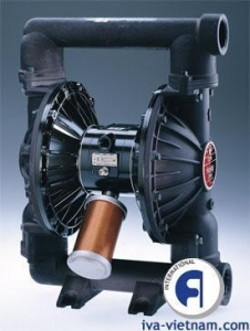 China AODD Pumps - Air Operated Double Diaphragm Pumps - Metallic Series on sale