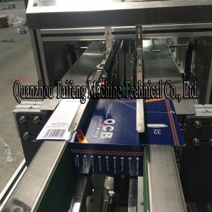 China Packing machine Cigarette paper packing machine on sale
