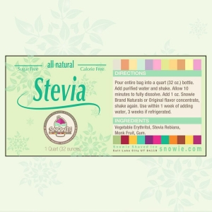 China Stevia All-Natural Sugar-Free Simple Syrup on sale