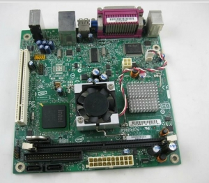 China Intel Desktop MINI-ITX Motherboard D945GCLF2 with Atom Processor on sale