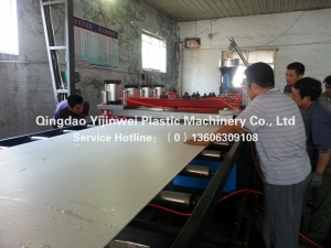 China PVC foam board production line on sale