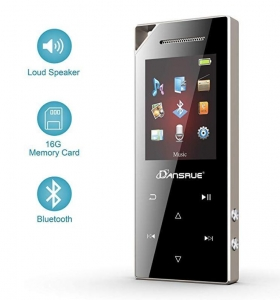 China Bluetooth 4.0 16GB MP3 Music Player on sale