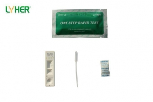 China Malaria Pf/Pv Rapid Test Cassette on sale