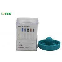 Multi-Drug Urine Test Integrated Cup