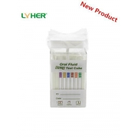 Oral Fluid Saliva Drug Test Cube CE Mark