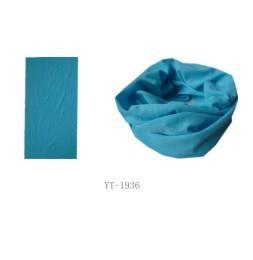 China Neck Tube in Pure Light Blue Color (YT-1936) on sale