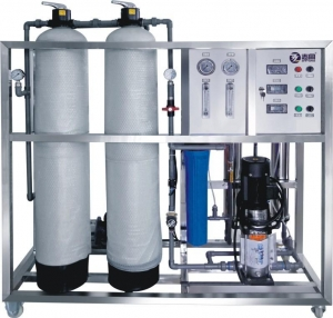 China Reverse osmosis water treatment on sale
