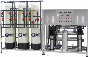 China RO-500L two stage reverse osmosis (PVC) on sale