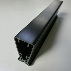 China Black Display ABS Profile on sale