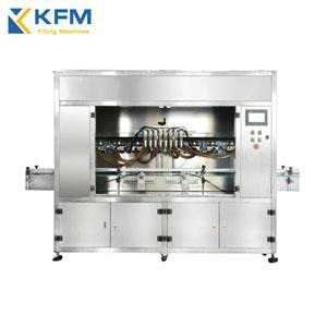 China Oil Filling Machine Anti-drip Automatic lube oil Bottling Filling Machine on sale