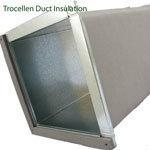 China Trocellen Duct Insulation on sale