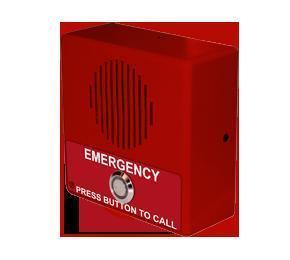 China 011304 Singlewire InformaCast Emergency Indoor Intercom on sale